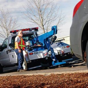 Tow Truck Winch Applications